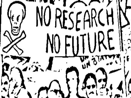 Ο αγώνας για Συμβάσεις Εργασίας στην Έρευνα σε αφορά και ξεκινάει σήμερα