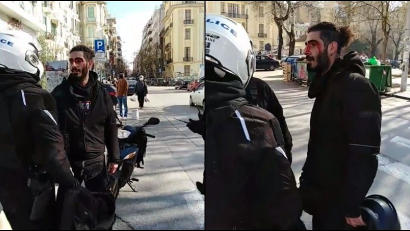 Υπογραφές ενάντια στην αστυνομική αυθαιρεσία στη Θεσσαλονίκη