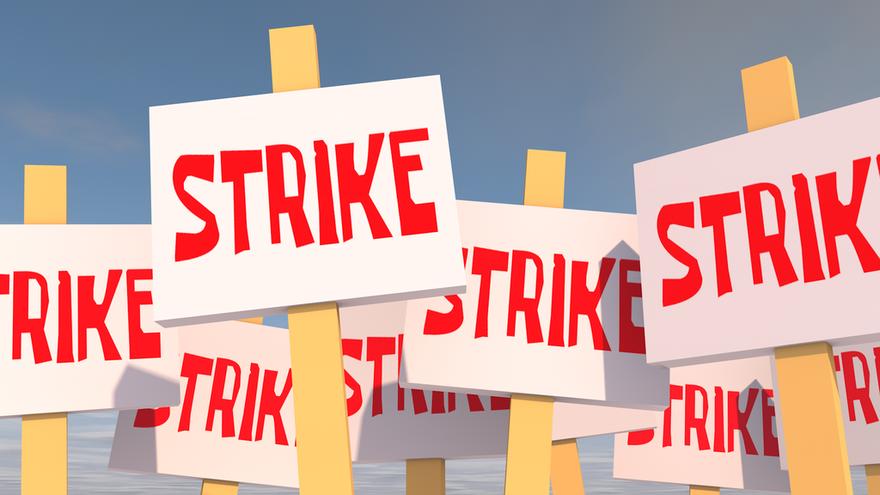 Συμμετοχή στη κλαδική απεργία στη  Έρευνα στις 14 Μάη!